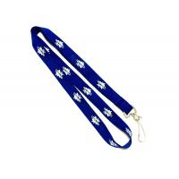 Buy cheap Eco - Friendly Sublimation Custom Polyester Lanyards Single J Hook Accessories from wholesalers