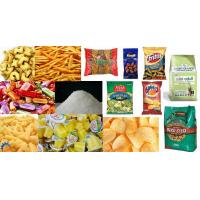 Quality Food Nuts Packing Machine , Automatic Weighing Multi Head Pouch Packing Machine for sale