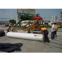Wholesale Environment Renewable Pavement Overlay permeable geotextile underlayment from china suppliers