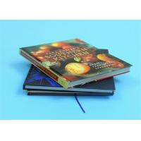 Wholesale 1800gsm Cook Book Printing Greyboard Coated With 157gsm Glossy Paper Casebond Book from china suppliers
