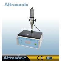 High Power 500 W Ultrasonic Homogenizer Ultrasonic Dispersion Equipment for sale