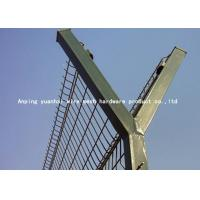 Wholesale Electric Security Fence With Barbed Wire from china suppliers