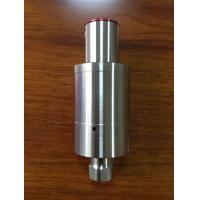 Wholesale 35khz Ultrasonic Welding Transducer , φ 25mm Telsonic Replacement transducer from china suppliers