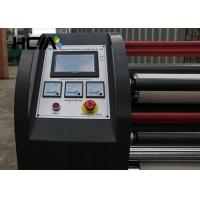 China Dye Sublimation Roller Heat Press Machine High - Tech With Oil Heating on sale