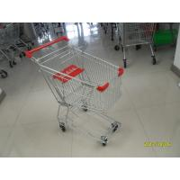 Wholesale Zinc plating  powder coating with Shopping Cart Trolley 100L used in small shop from china suppliers
