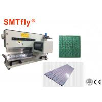Buy cheap MCPCB PCB Separator Machine PCB Depaneling with Two Linear Blades from wholesalers