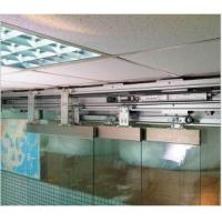 Wholesale Office building commercial Telescopic Sliding Door 3*100kgs - 6*100kgs 120W Motor from china suppliers