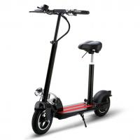 China Aircraft - Grade Folding Electric Bicycle , Folding Electric Scooters For Adults on sale
