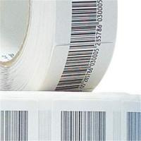 Buy cheap Custom 8.2Mhz Paper 4*4 Seal Sticker EAS RF Label Anti Theft For Retail Store from wholesalers