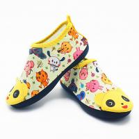 China Slip - On Kids Aqua Water Shoes Shoes Breathable Boys Aqua Shoes Size 21-33 on sale