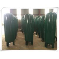 Wholesale Easy Installed Compressed Air Storage Tank , Compressed Air Accumulator Tank from china suppliers