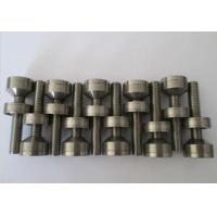 Wholesale Adjustable Domeless Titanium Female Nail Gr2 fits 14 & 18 mm from china suppliers