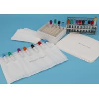 Wholesale Customized size Absorbent Pouches And Sheets For Transporting 7-Tube Lab Specimens from china suppliers