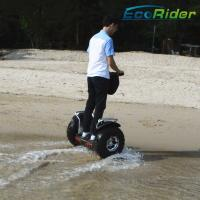 Off Road 2 Wheel Electric Scooter Personal Transportation Vehicles Self Balancing