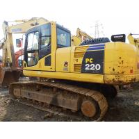 Wholesale PC220-8 USED KOMATSU EXCAVATOR FOR SALE ORIGINAL JAPAN USED KOMATSU PC220-8 SALE from china suppliers