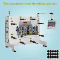 Wholesale Industrial Fabric Rotary Die Cutting Machine Automatic Die Cutter For Foam Tape from china suppliers