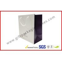 Wholesale Colorful Collapsible Printed Custom Paper Gift Bags from china suppliers