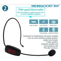 Quality FM Professional headset wireless headset microphone for Tour Guides, Teachers, for sale