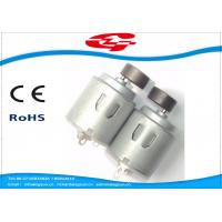 Wholesale 3-12v Permanent Magnet Motor , Mini PMDC Motor S18 For Children Toys And Massage Cushion from china suppliers