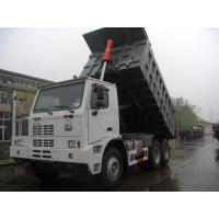 Wholesale HOWO 70 Ton Strong Horsepower 6x4 Mining Heavy Duty Dump Truck for Transportation from china suppliers