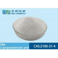 Wholesale 2-propoxybenzoic acid CAS 2100-31-4 Active Pharmaceutical Ingredients PBA from china suppliers