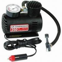 China 12V Mini Air Compressor with 250psi Pressure and 16mm Cylinder Diameter on sale