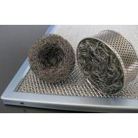 Wholesale Professional Knitted Wire Mesh Gas Liquid Filter Mesh Nets For Filter Equipment from china suppliers