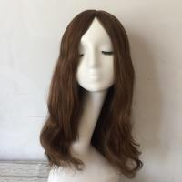 Wholesale Human Hair Wig,Full jewish wig, wavy hair jewish wig, silk top kosher wig, Kosher Sheitels, Sheitel wig from china suppliers