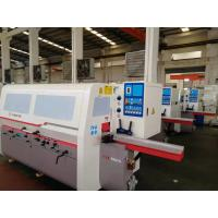 Wholesale High Performance 4 Side Moulder Machine , Industrial Six Shaft 4 Sided Wood Planer from china suppliers