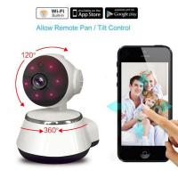 Wholesale 720P Wireless IP Camera Baby Camera Home Security Camera from china suppliers