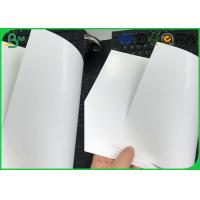 Wholesale 80 85 90 Gsm One Side Coated Printing Paper , Glossy Art Paper For Cigarette Box Package from china suppliers