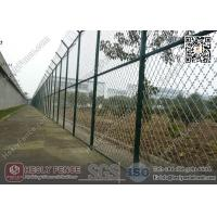 Wholesale 30mm Blade 75X150mm Diamond Hole Razor Mesh Fencing| China Razor Fence Supplier from china suppliers