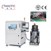 Buy cheap Automatic  PCB Depaneling PCB Router With Free Cutting Stress ,CW-F03 from wholesalers