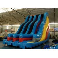 Wholesale Large Commercial PVC Tarpaulin Adults Inflatable Hippo Slide Approved CE from china suppliers