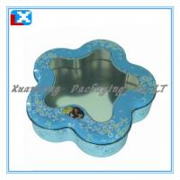 Wholesale Food grade chocolate tin box packaging from china suppliers