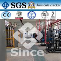 Wholesale Automatic Ammonia Cracker for Hydrogen Generation , 5-1000Nm3/h Capacity from china suppliers