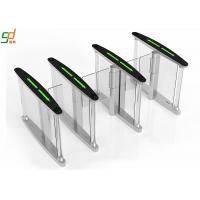 Wholesale Slim Servo Motor Fast Speed Turnstile , Access security barrier gate Systems from china suppliers