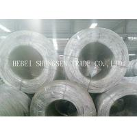 China 18 Gauge Electro Galvanized Wire Iron High Tensile Zinc Coated Steel Wire on sale