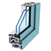 Wholesale Silding Door Aluminium Door Profile , Deep - Processing Aluminum Door Extrusions from china suppliers