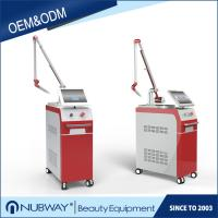 Buy cheap 2018 newest factory price effective result 6ns stronger power ND-YAG pigment removal machine from wholesalers