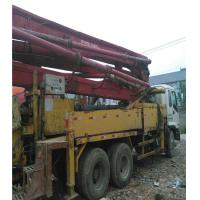 Used isuzu pump truck