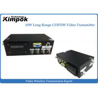 Wholesale 150KM Long Range Wireless Video Transmitter  2.4GHz Hdmi AV Sender Receiver from china suppliers