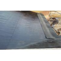 Buy cheap SBS Elastomeric Waterproofing Membrane Double Side Self-Viscous With PET Black from wholesalers