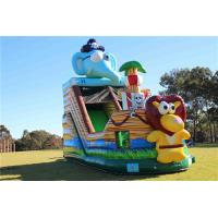 Wholesale Custom Made Animal Pirate Ship Jumping Castle For Party With Logo Printing from china suppliers