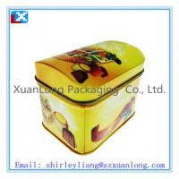 Quality Metal Tin Box/XL-1023 for sale