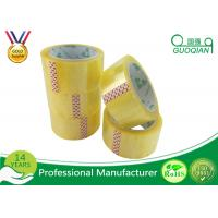 Wholesale Clear Acrylic Adhesive Bopp Self Adhesive Tape Custom Heavy Duty Shipping Tape from china suppliers