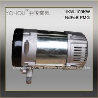 High efficiency 5kw 3 phase ndfeb permanent magnet for High efficiency generator motor