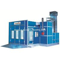 Wholesale Portable Auto Spray Booth Heat-Insulation , Auto Painting Room WD-60 from china suppliers