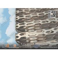 Wholesale Aluminium Perforated Metal Sheet for Decoration of Building Wall from china suppliers