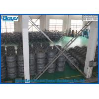 Wholesale 30mm 658kN T29 Structure Anti twist Galvanized Steel Wire Rope Cable Stringing Engineering from china suppliers